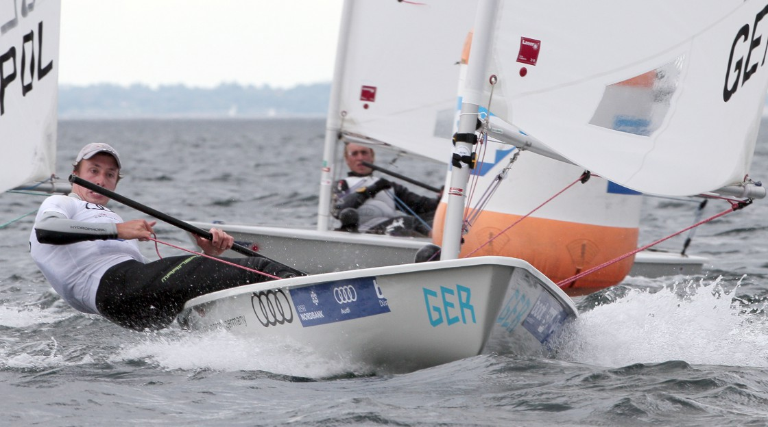 ISAF Sailing World Cup in Kiel 16th - 20 June