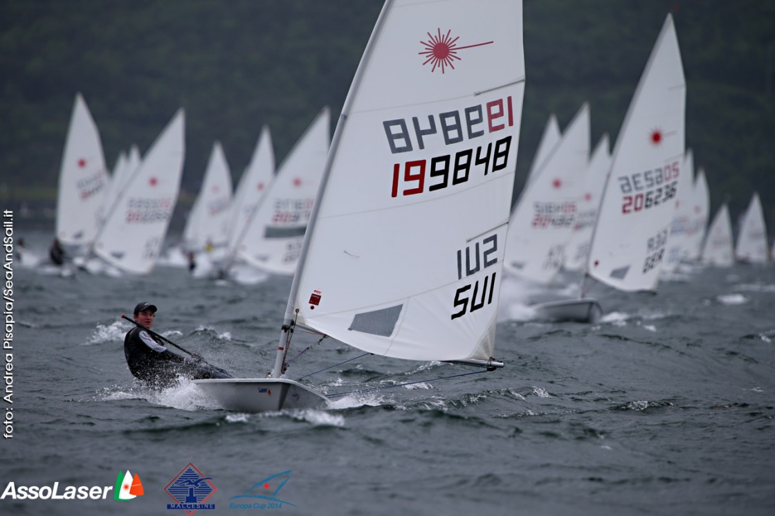 Laser Europa Cup 2014